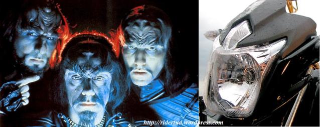 The scorpio klingon