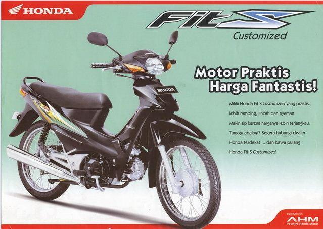 Honda Fit Dihidupkan Kembali RiderTua