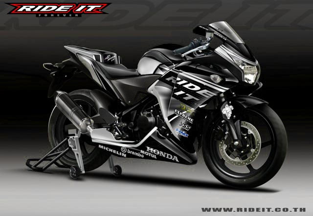 Inspirasi modif All New CBR 150R title=