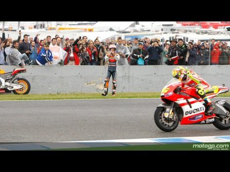 Sidang FIM Rossi Stoner digelar di Estoril...!