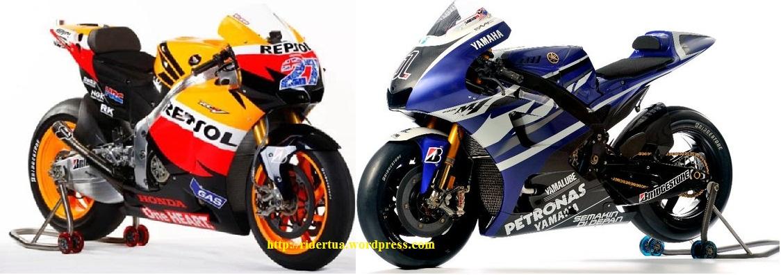 Lin Jarvis : YZR M1 setara dengan RC213V..Yamaha selevel ...