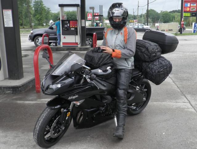 touring zx6r