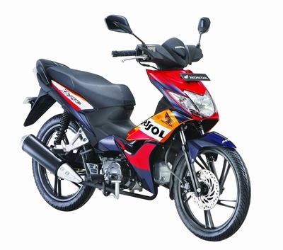 Honda-Blade-110R-2009