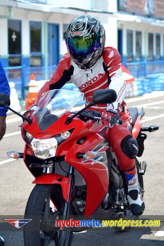 Update Test Ride All New CBR 150 R Di Sirkuit Kenjeran