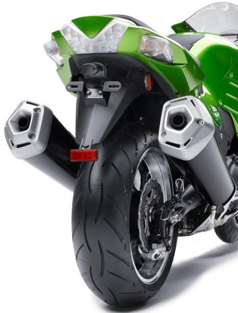 2012 Kawasaki NinjaZX14Rf