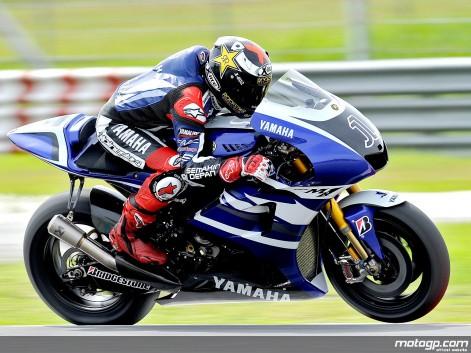 Jorge Lorenzo: Honda dua langkah didepan Yamaha...!!!