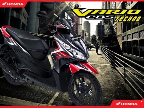 Pilih Yamaha Xeon Atau Honda Vario CBS Techno title=