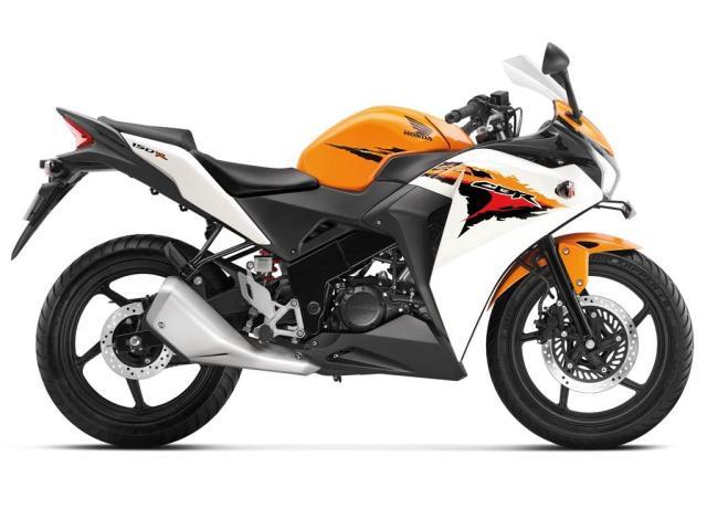 "Setelah ""Repsol""isme.. kini image Superbike di Copy ke 2012 CBR 150 R...!!!"