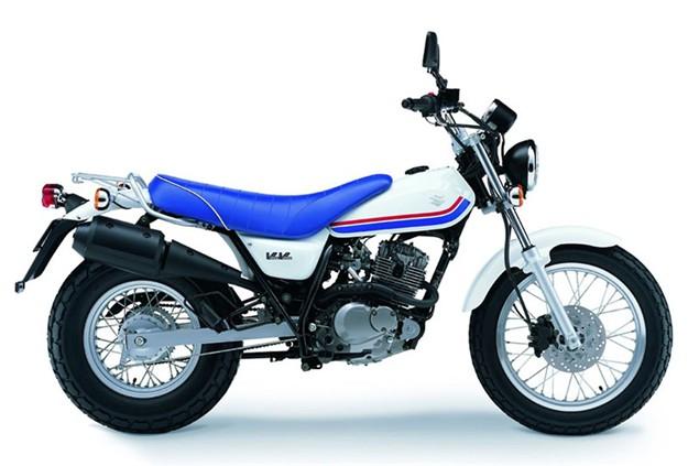 Suzuki Van Van Vs Tw