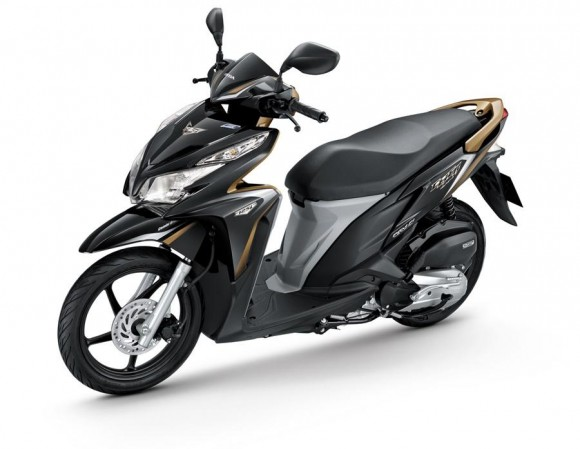 New 2012 Vario Techno 125 PGM-Fi…. Yamaha Xeon Harus waspada…!!!