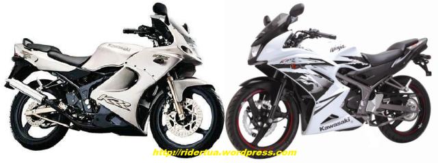 Kawasaki Ninja 150 RR new 2012
