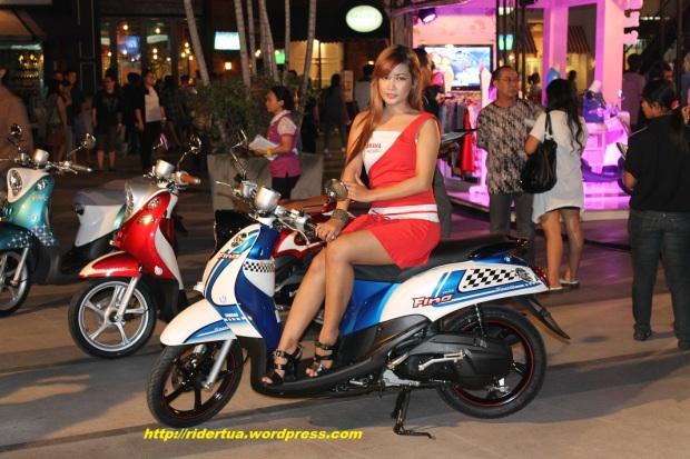 Launching Mio Fino Surabaya-1