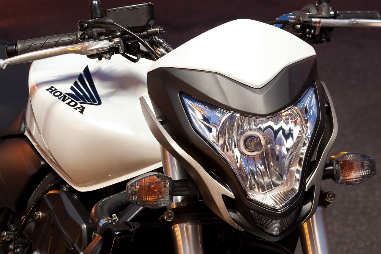 New Honda Cb600f Hornet 2012 Automodified