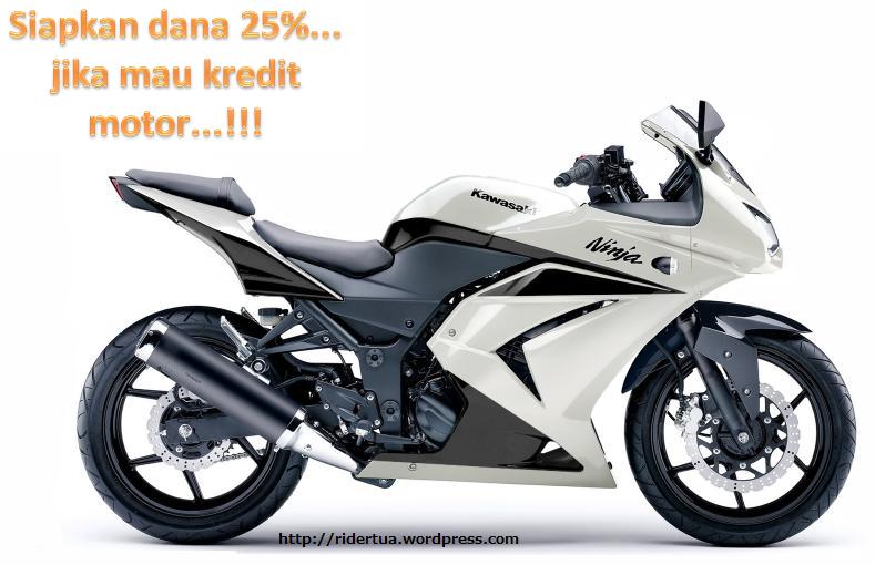 Kenaikan BBM dan DP 25% koreksi penjualan Roda 2… pastii…!!
