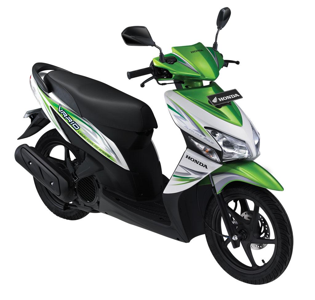 Modifikasi Vario Techno Tahun 2012 Galeri Motor Vario