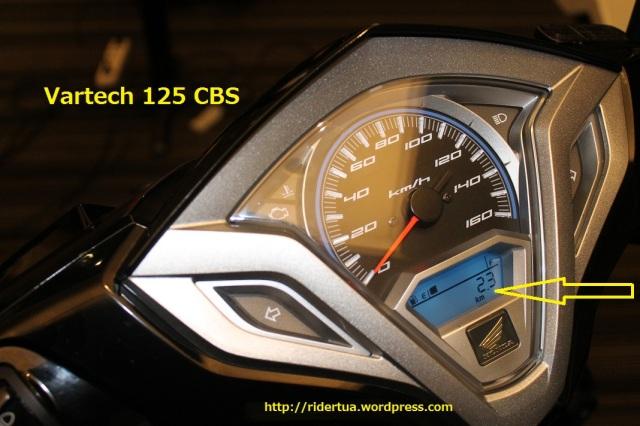 Perbedaan Vario Tecno125 Cbs Dan Non Cbs Dimana Terbaru 2013