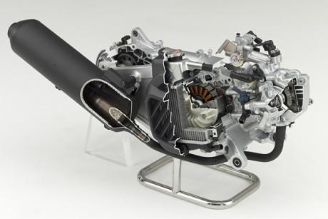 engine vario 125
