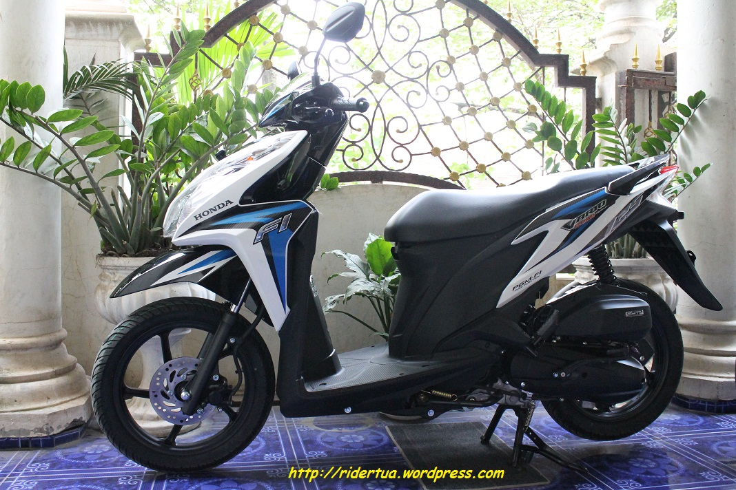 Akselerasi Honda Vario 125 Pgm Fi U2026 0