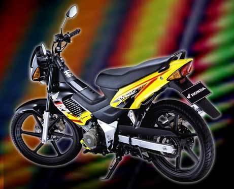 HONDA new Nova Sonic 125RS