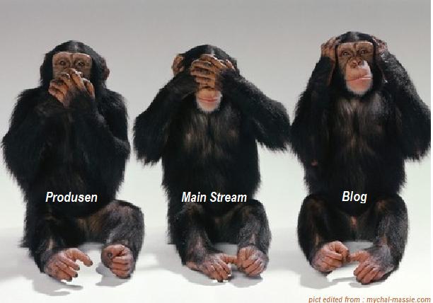 media mainstream blog