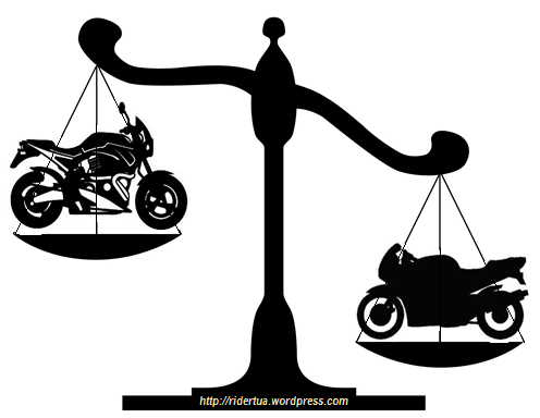 berat motor