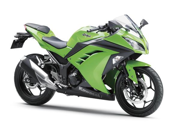 2013 New Ninja 250R-2