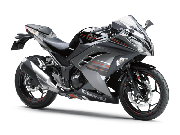 2013 New Ninja 250R