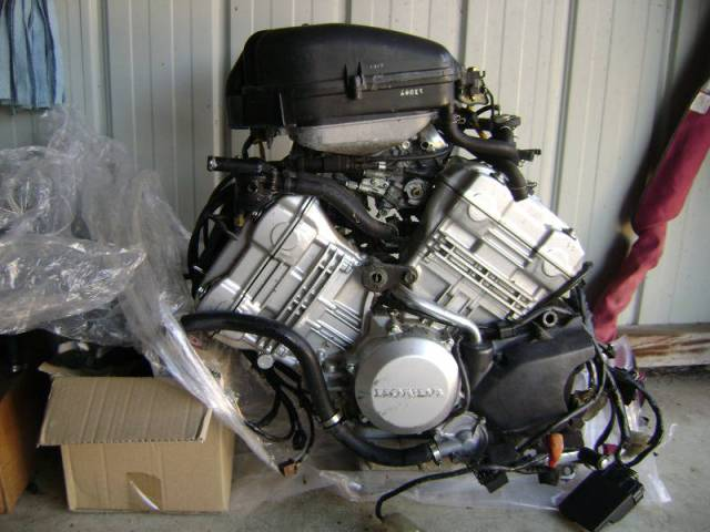 engine VTR 250