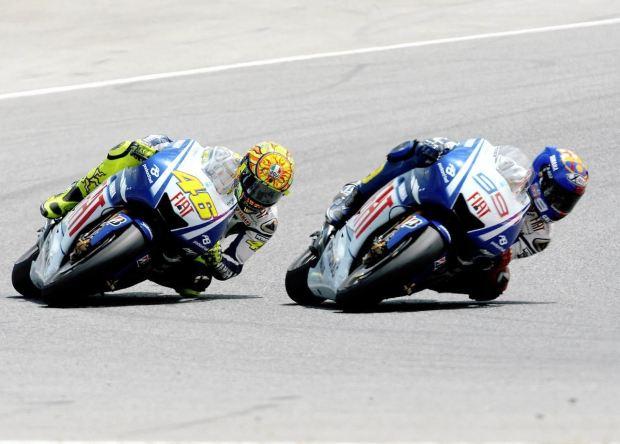 Rossi Lorenzo catalunya 2009