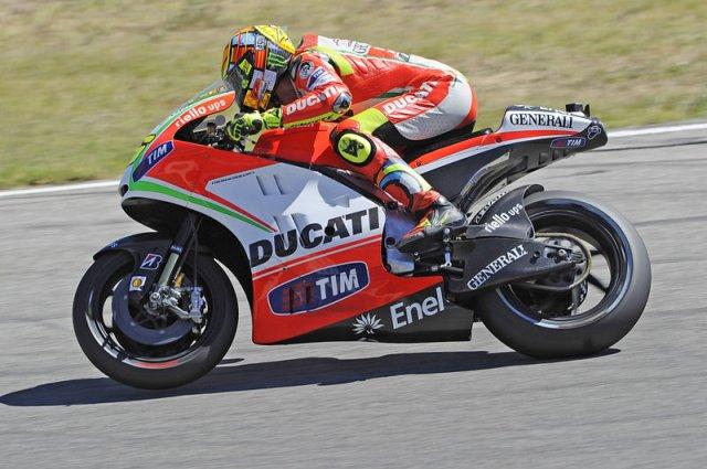 Rossi-test-Ducati-Misano