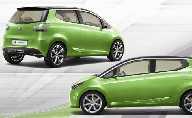 "Toyota Agya – Daihatsu Alya mobil ""pahe"" kisaran 70~100 jt…"