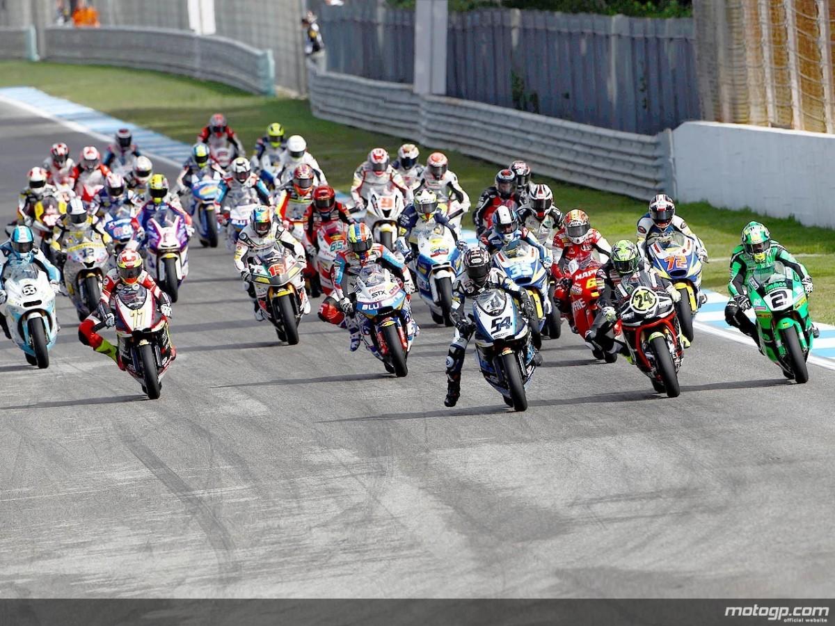 Pembalap Moto2 Tidak Menjadi Pilihan RiderTua