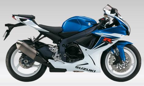 GSX-R600 suzuki