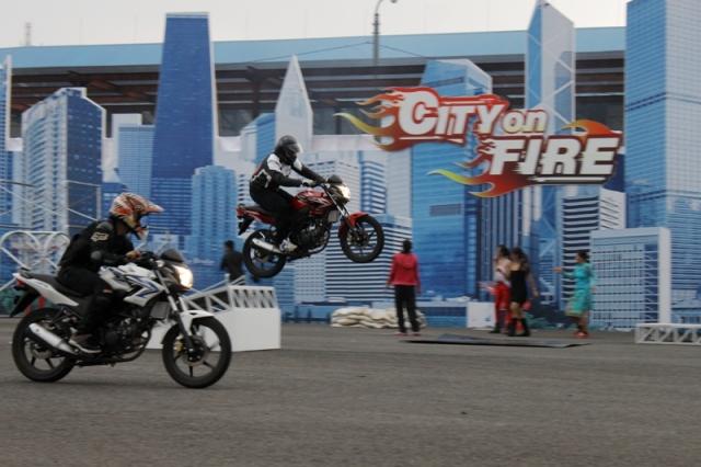 CB150r streetfire (gilamotor.com)