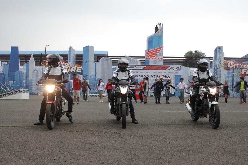Honda CB150R One Make Race… Membangun image Sport Honda…atau ...