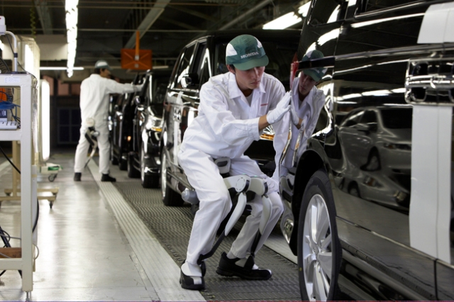 mobil pabrikan honda (Honda Motor Co., Ltd.)