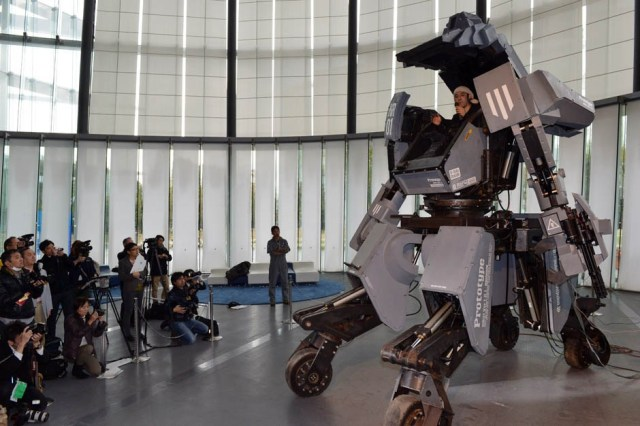 JAPAN-TECHNOLOGY-ROBOT