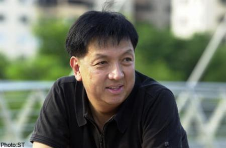Singapore billionaire Peter Lim