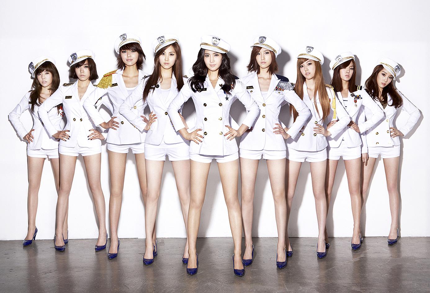 snsd 9 girl