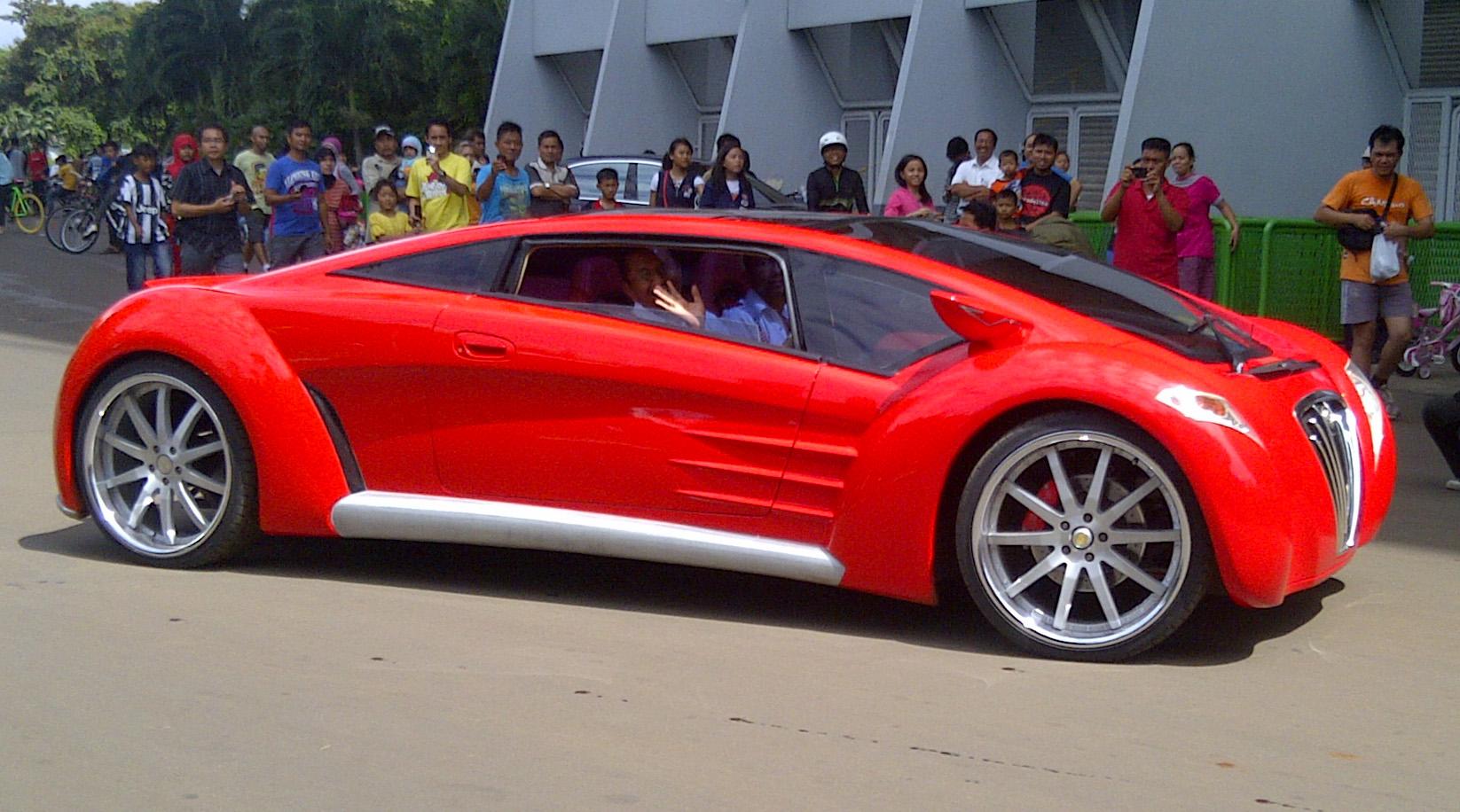 Tucuxi Tuku Iki Mobil Listrik Indonesia Harga 1 5 M