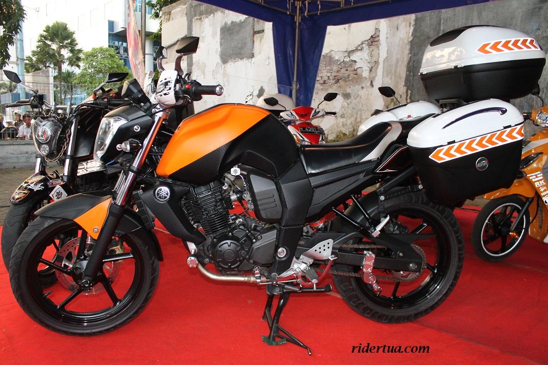 Yamaha Byson Pabrikan Garputala Berhasil Membangun Fashion Sport