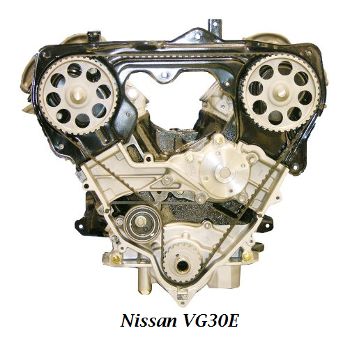 engine nissan VG30E