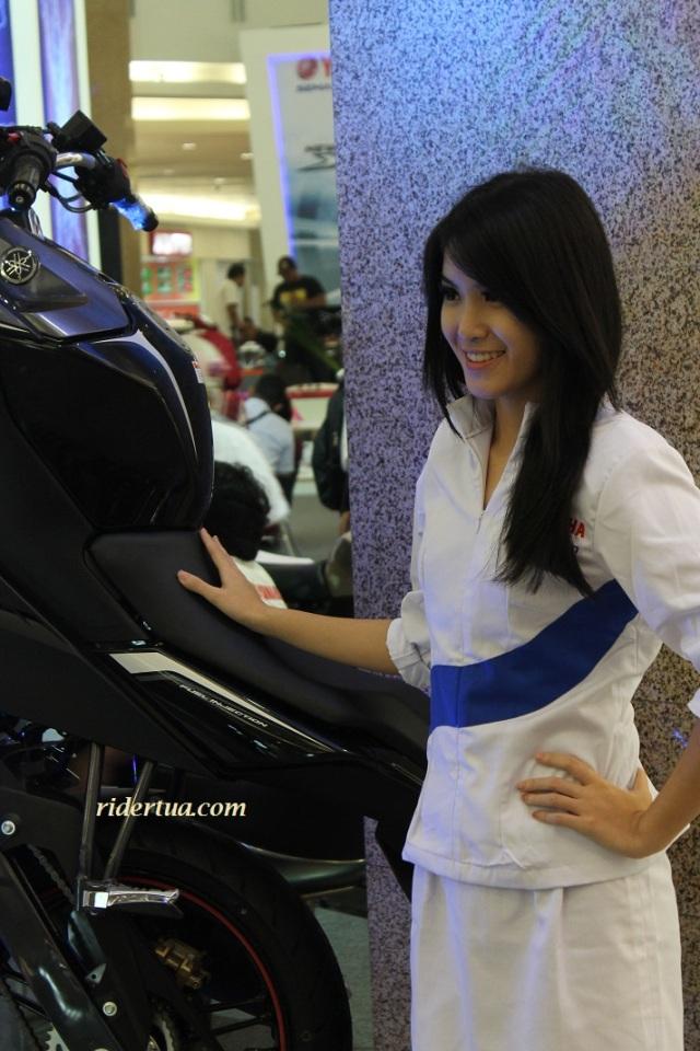 Yamaha vixion Girl RT