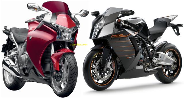KTM RC 250 bisakah seharga Honda CBR 250 R...???
