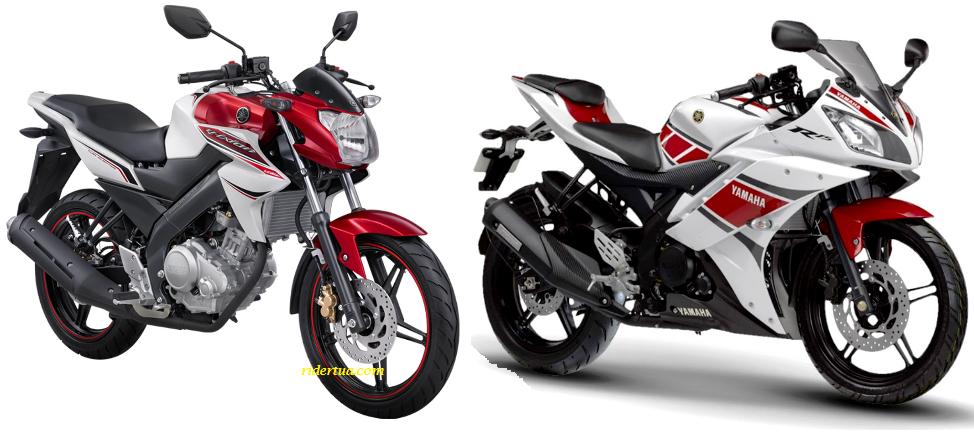 Penjualan Motor Sport : Jagoan Yamaha Vixion dan R15... Honda CB150R on