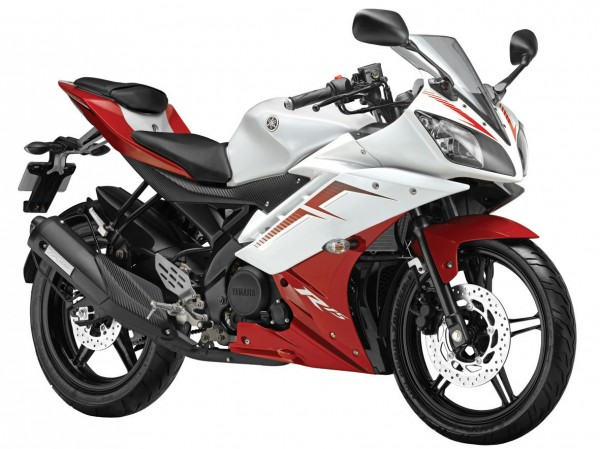 YZF R15red