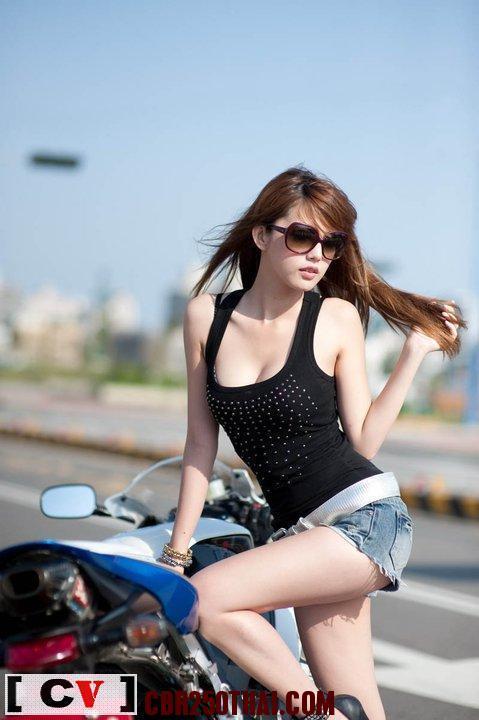 cbr girl(www.s2space.com)