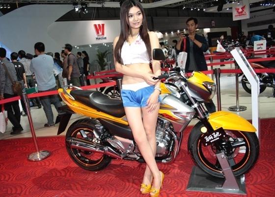 gw 250 girl