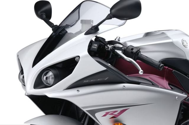 YZF R1 headlight