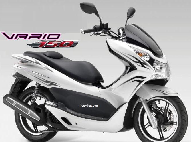 Honda Vario 150….Ini Yang RT Tunggu….!!! – RiderTua.Com